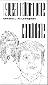 21 best trump images on pinterest donald trump coloring books