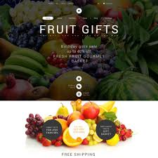 fruit gifts gifts store responsive woocommerce theme 49593