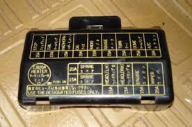 82 toyota pickup fuse box diagram yotatech forums