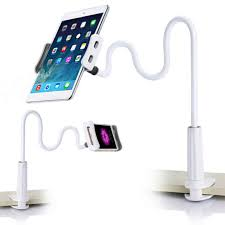 360 degree flexible arm table pad holder stand lazy people bed