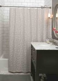 Lighthouse Curtains Bathroom by Lace Shower Curtains From Heritage Lace