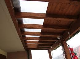 tettoie in legno e vetro pensiline in legno parma reggio emilia costo installazione