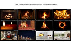 fireplace 4k relaxing ultra hd video wallpaper application for macos