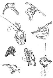 spiderman sketches 4 by ullcer on deviantart