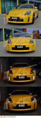 nissan 350z yellow for sale mars bumper led drl day time running lights for nissan 350z z33 03