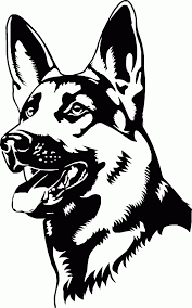 german shepherd coloring pages german shepherd coloring pages for