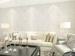 grey color europe damask wallpaper roll 3d washable wallpaper wall