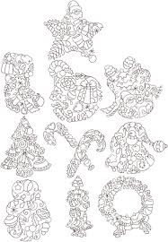 advanced embroidery designs ornament quilting set