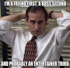 Work Meme Funny - the office isms memes