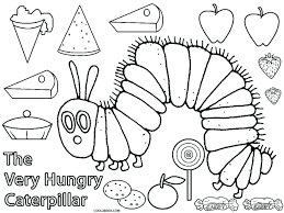 lovely caterpillar coloring page on pages for adults with free