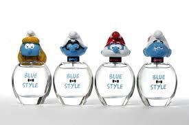smurfette smurfs perfume fragrance women 2013