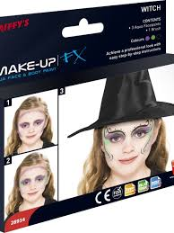 witch costume hairstyles special effects witch makeup witch halloween makeup palette