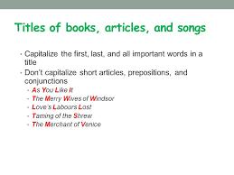 capitalization by montaha hawaitah using capital letters ppt