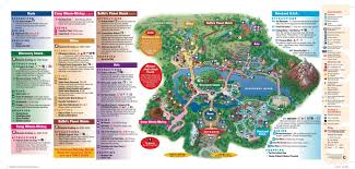 Disney World Monorail Map by Walt Disney World Travel Walt Disney World Maps