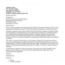 cover letter cover letter examples nz teaching cover letter