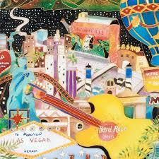 Linnea Pergola Artist by Las Vegas Collage