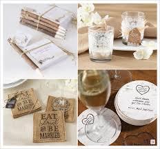 cadeaux pour invitã s mariage mariage rustique cadeaux invités bloc note photophore en verre