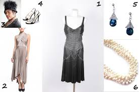 what to wear to a great gatsby party or wedding 10 gorgeous