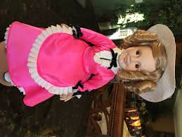 K Henmodelle Shirley Temple Dolls Of The Silver Screen Pink Dress By