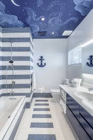Blue And Green Kids Bathrooms Contemporary Bathroom by 11 Beautiful Blue Bathrooms