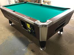 used valley pool table table 080217 valley coin operated pool table used coin operated