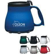 Desk Mug Promotional 16 Oz Low Rider Mugs With Custom Logo For 2 31 Ea