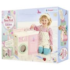 Dream Town Rose Petal Cottage Playhouse by Buy Dream Town Kitchen Set From Our Toy Kitchen Range Tesco
