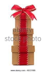gift boxes with bow stacked gift boxes with ribbon bow christmas present croup of