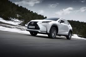 lexus nx f sport uk review lexus nx200t 2015 review by car magazine