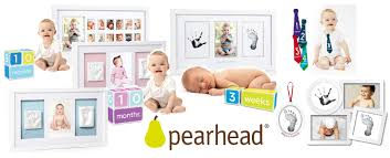 pearhead side photo album buy pearhead baby keepsake gifts online india