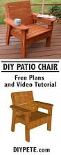How To Build An Outdoor Chair 41 Best Outdoor Furniture Images On Pinterest Outdoor Ideas