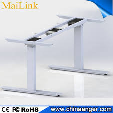 Electric Height Adjustable Desk Frame by List Manufacturers Of Electronic Adjustable Table Leg Buy