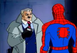 spider man animated series season 4 1 marvel database