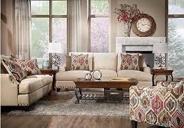 Shop Living Room Sets Picture Of Bonita Springs 5 Pc Beige Living Room From Living Room