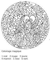 coloriage en ligne magique liberate