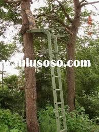 ladder deer stands telescoping retractable b ladder tree