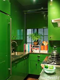 8 colorful kitchens to brighten up your day