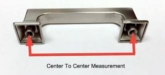 how to measure cabinet pulls things you should know before shopping for new cabinet or drawer