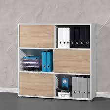 meuble de rangement bureau armoire rangement bureau pas cher my