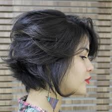 hairsyles that minimize the nose 50 cute looks with short hairstyles for round faces