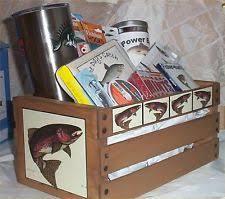fishing gift basket fishing gift basket ebay