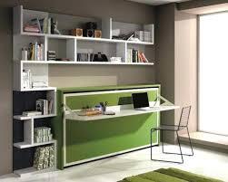 armoire bureau intégré lit escamotable bureau integre armoire horizontale avec et
