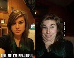 Beautiful Girl Meme - beautiful girl funny meme bajiroo com