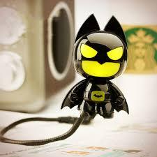 novelty usb light batman light usb l children
