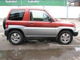 mitsubishi pajero 1998 used 1998 mitsubishi pajero io photos 1800cc gasoline