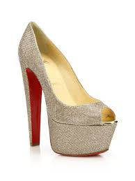 christian louboutin altavera crystal embellished leather peep toe