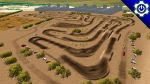 motocross races in california mx simulator milestone mx track walk ep 129 youtube