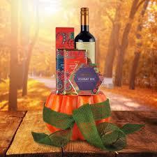 Thanksgiving Gift Basket Thanksgiving Gift Baskets The Plump Pumpkin