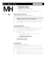 resume exles for media internships social media intern resume foodcity me