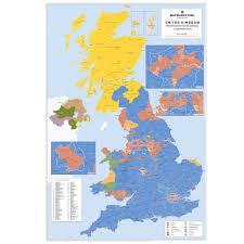 Lancashire England Map by Uk Planning Maps Framed Maps Or Laminated Uk Wall Maps U2013 Map